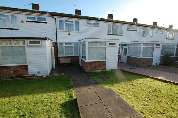 3 Bedrooms Terraced House for sale in Stanstead Close, BROMLEY, Kent
