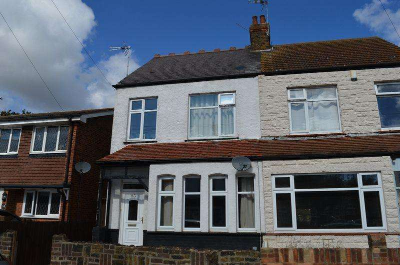 3 Bedrooms Semi Detached House for sale in Rylands Road, Southend-On-Sea