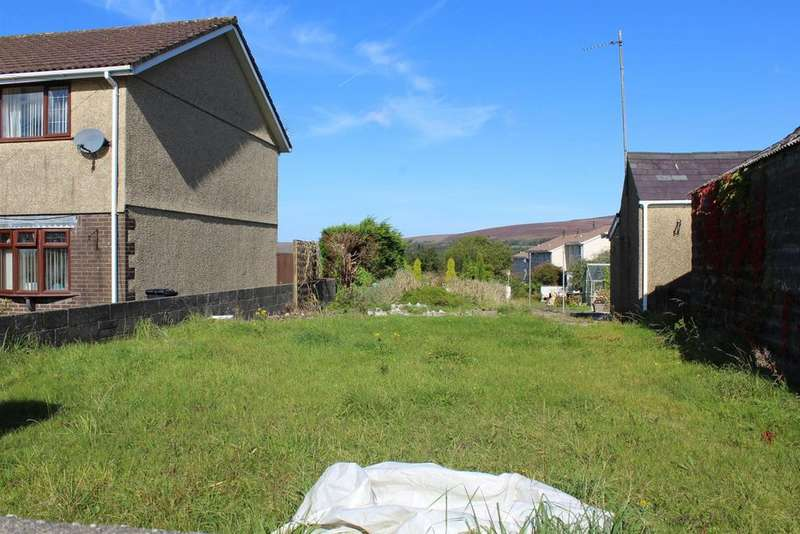 Plot Commercial for sale in Leyshon Road, Gwaun Cae Gurwen, Ammanford