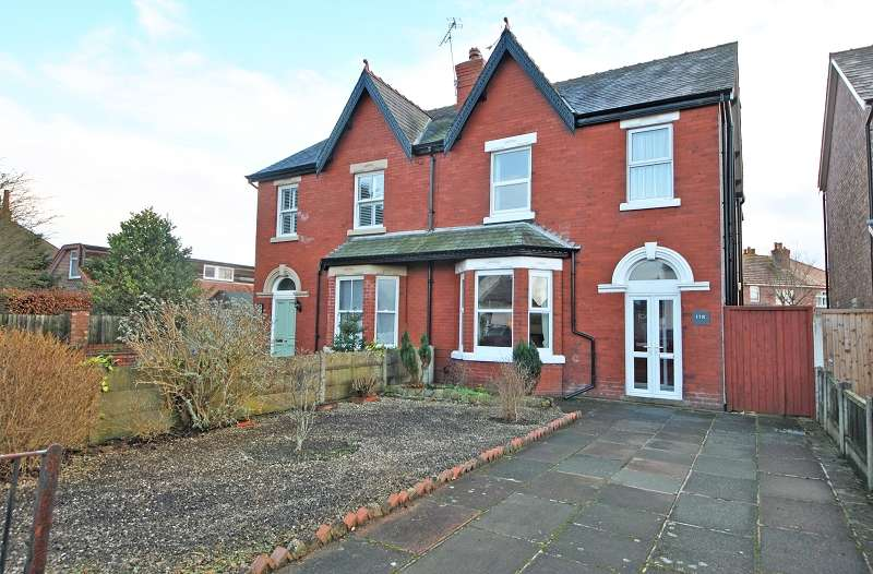 4 Bedrooms Semi Detached House for sale in Shellfield Road, Southport. PR9
