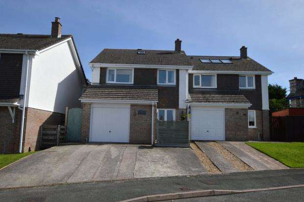 3 Bedrooms Semi Detached House for sale in Tapson Drive, Plymouth, Devon