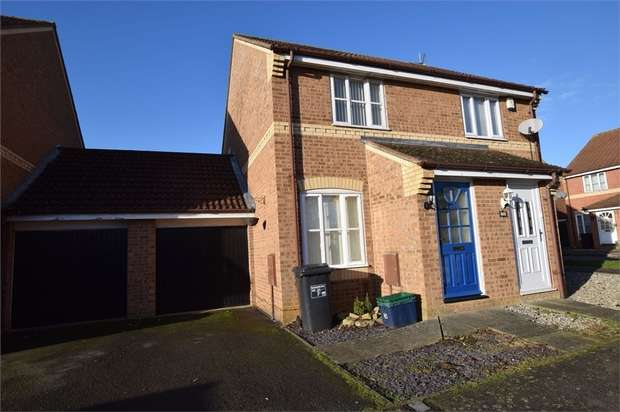 2 Bedrooms Semi Detached House for rent in 11 Oransay Close, Great Billing, Northampton