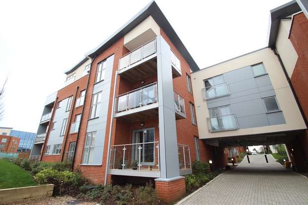 2 Bedrooms Flat for rent in Charrington Place, St Albans, Hertfordshire