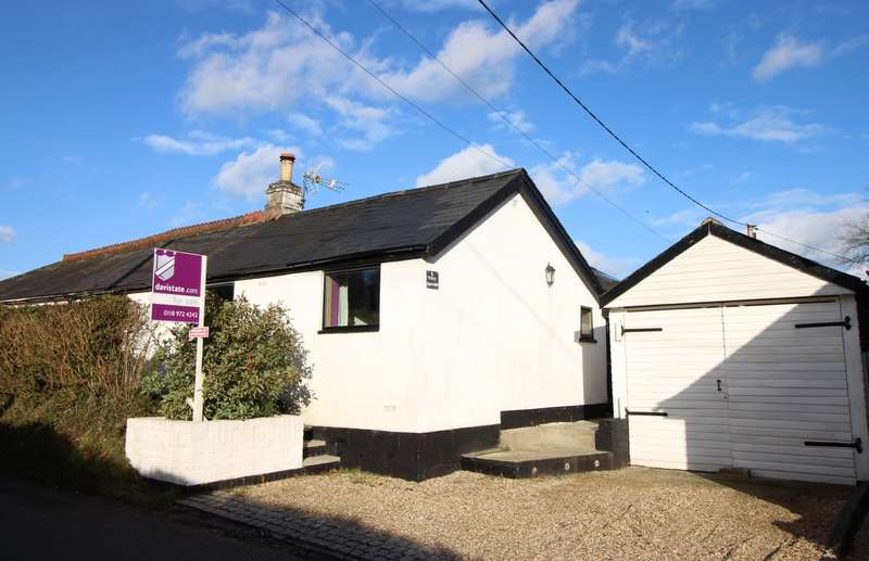 3 Bedrooms Semi Detached Bungalow for sale in The Bungalow, Kingwood, Henley-On-Thames, RG9