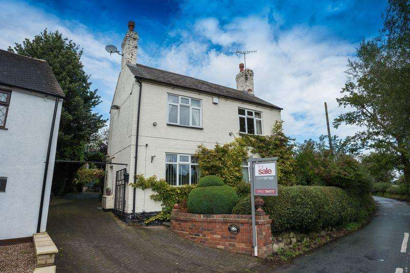 2 Bedrooms Detached House for sale in Smallbrook Lane, Wombourne, Wolverhampton