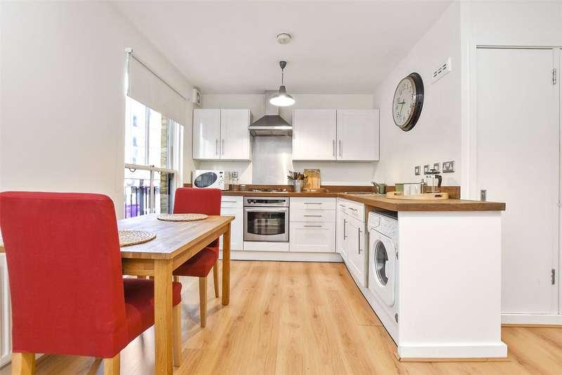 1 Bedroom Flat for sale in Wheler Street, London, E1