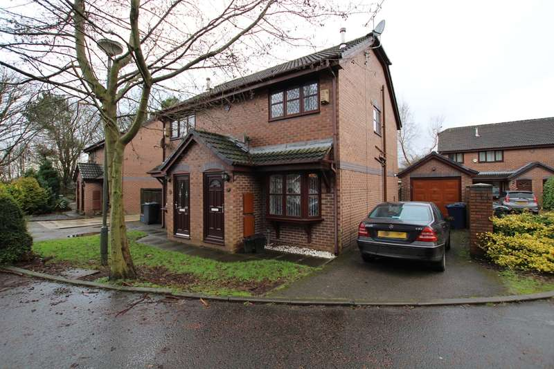 2 Bedrooms Semi Detached House for sale in The Orchard, White Moss Road, Skelmersdale, WN8