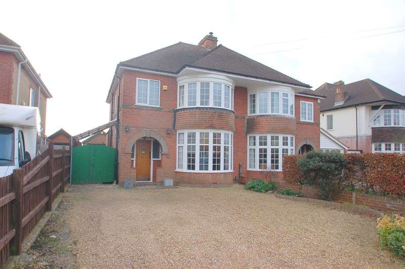 3 Bedrooms Semi Detached House for sale in St. Marys Avenue, Alverstoke, Gosport