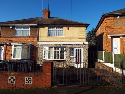 3 Bedrooms Semi Detached House for sale in Court Farm Road, Erdington, Birmingham, West Midlands