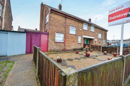 3 Bedrooms Semi Detached House for sale in Bailey Crescent, Mansfield, Nottinhamshire