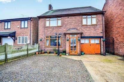 4 Bedrooms Detached House for sale in John Street, Sutton-In-Ashfield, Nottinghamshire