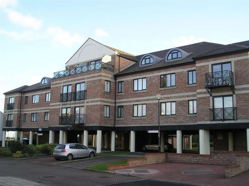 2 Bedrooms Flat for rent in Harbour View, Littlehaven, South Shields
