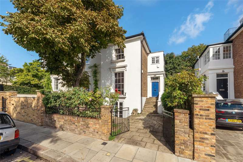 3 Bedrooms Semi Detached House for sale in Newton Road, Notting Hill, London, W2