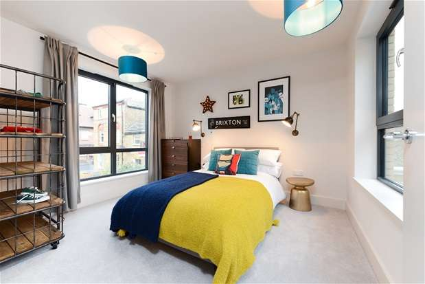 3 Bedrooms House for sale in Brading Road, Brixton