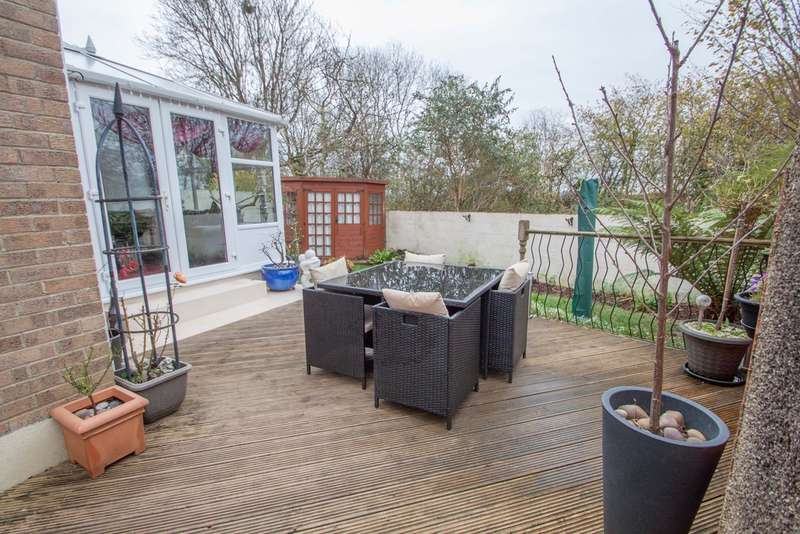 3 Bedrooms End Of Terrace House for sale in Woolwell, Plymouth