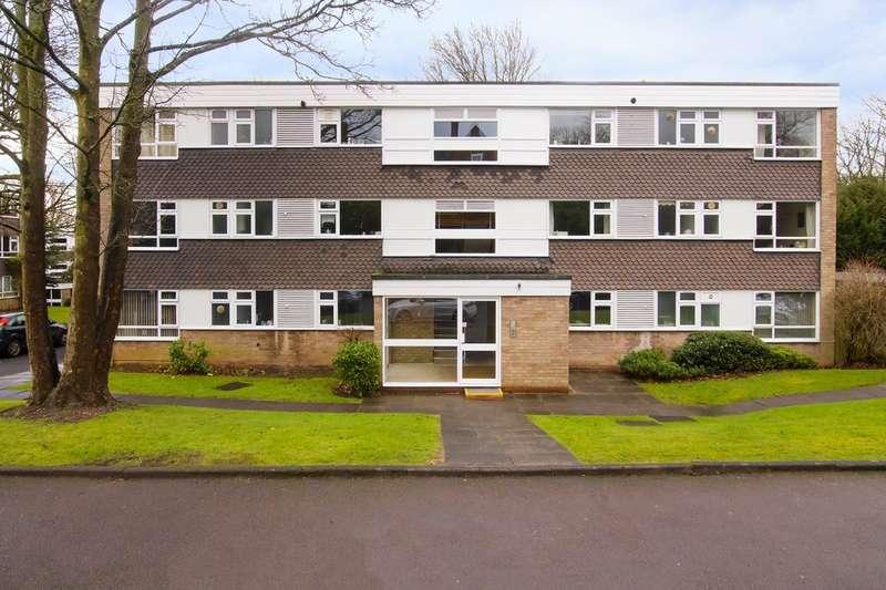 2 Bedrooms Flat for sale in Farquhar Road, Edgbaston, B15 2QL