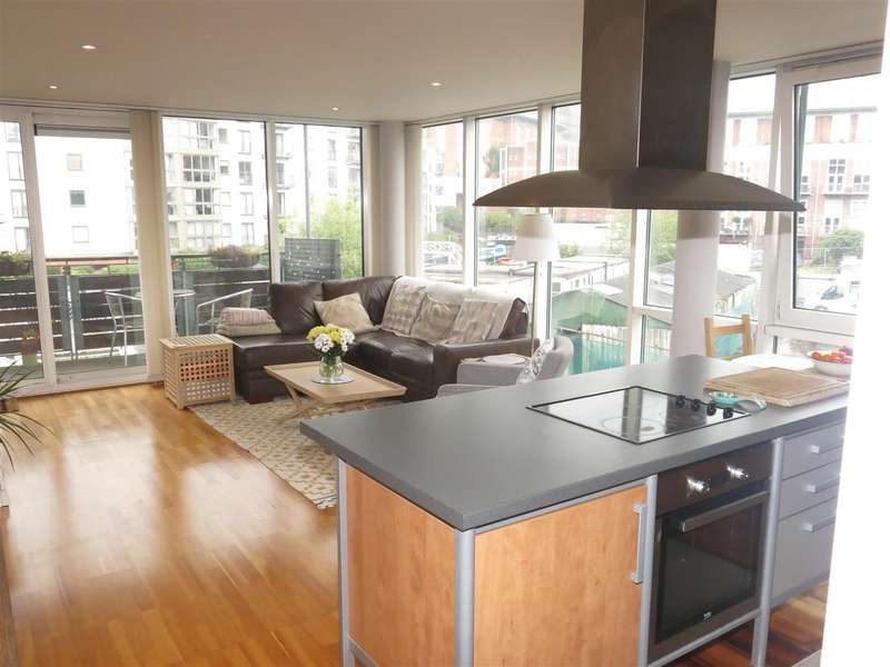 2 Bedrooms Apartment Flat for sale in Glasshouse, 3 Canal Square, Birmingham