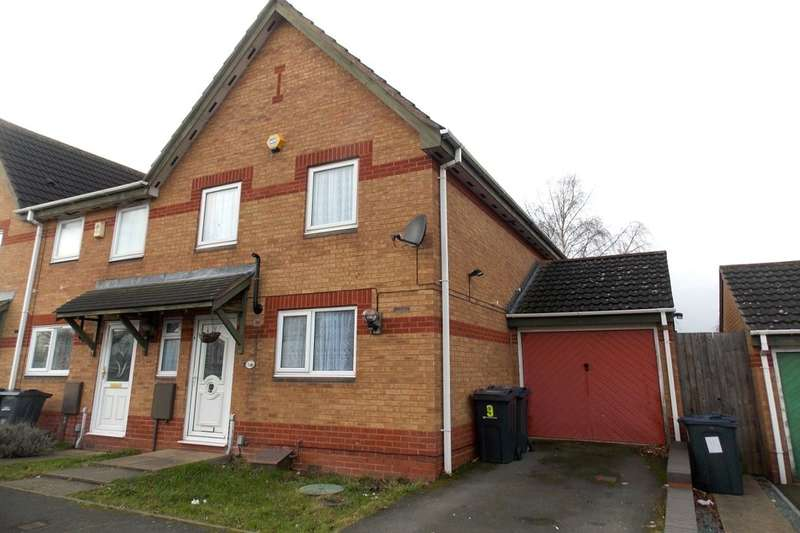 3 Bedrooms Property for sale in Brook Close, Stechford, Birmingham, B33