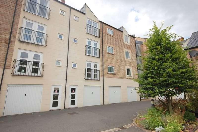 2 Bedrooms Flat for rent in Strutt House Millers Way, Milford, Belper, DE56