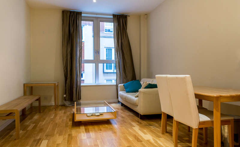 1 Bedroom Apartment Flat for rent in Hosier Lane, Holborn, EC1