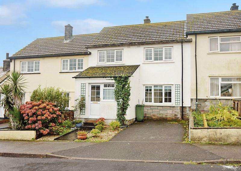 3 Bedrooms Terraced House for sale in Langfords Meadow, Boscastle