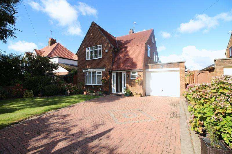 3 Bedrooms House for sale in Grange Crescent, Ellesmere Port