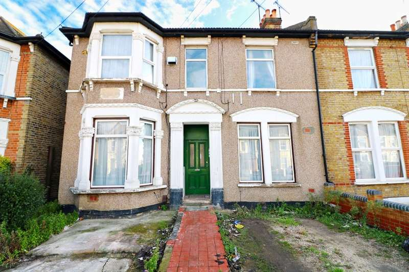 1 Bedroom Flat for sale in Balfour Road, Ilford, IG1