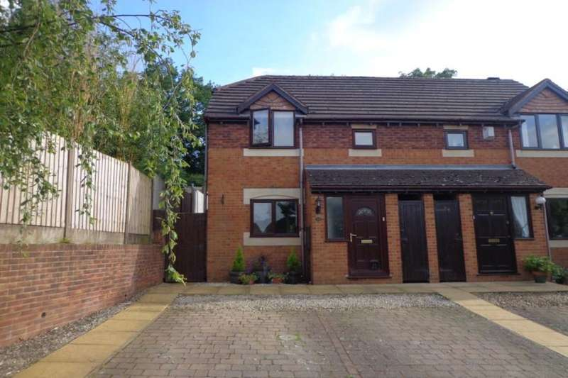 2 Bedrooms Semi Detached House for rent in Lulworth Park, Kenilworth, CV8