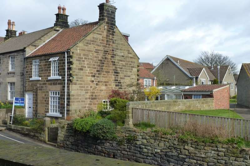 3 Bedrooms Semi Detached House for sale in Appletree House Church Street, Castleton, Whitby, YO21