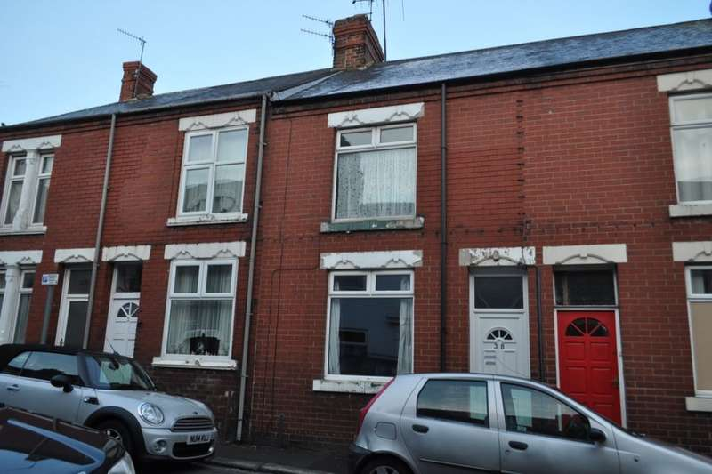 3 Bedrooms Terraced House for sale in Bennison Street, Guisborough, TS14