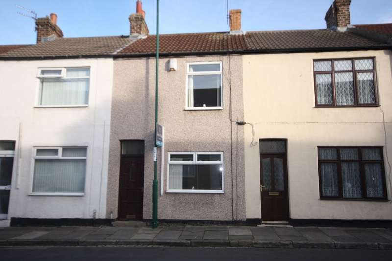 2 Bedrooms Terraced House for sale in Yeoman Street, Skelton-In-Cleveland, Saltburn-By-The-Sea, TS12