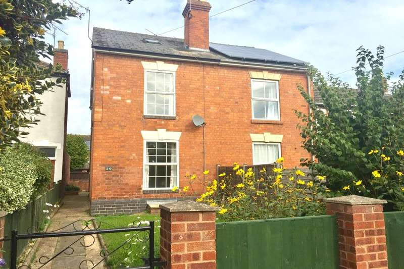 4 Bedrooms Semi Detached House for sale in Happy Land North, Worcester, WR2