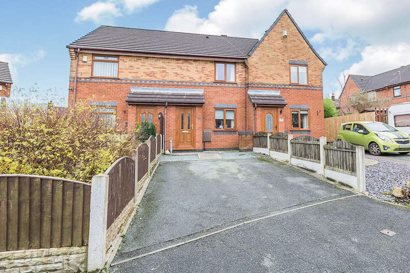2 Bedrooms Terraced House for sale in Clayburn Close, Chorley, PR6
