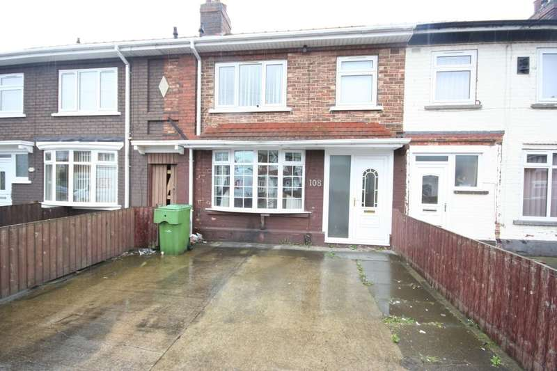 3 Bedrooms Terraced House for sale in Pallister Avenue, Middlesbrough, TS3