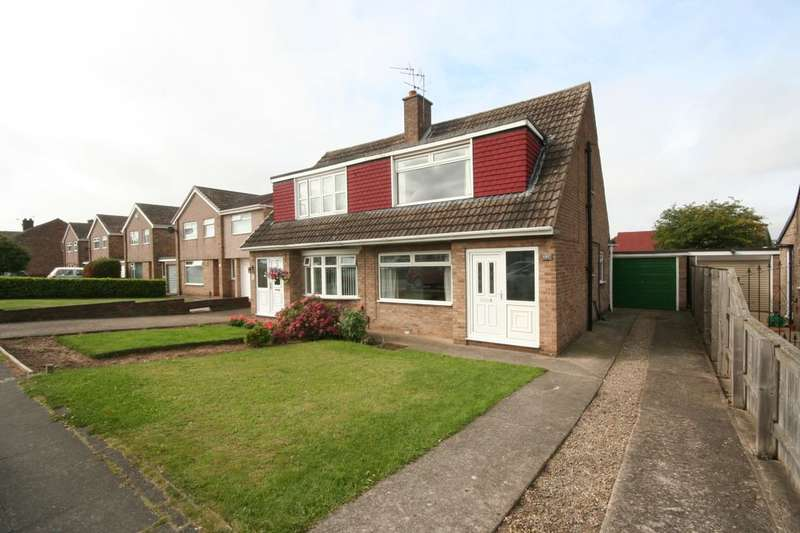 3 Bedrooms Semi Detached House for sale in Trimdon Avenue, Acklam, Middlesbrough, TS5