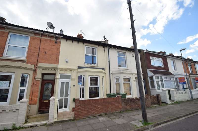 3 Bedrooms Terraced House for sale in Eastfield Road, Southsea, PO4