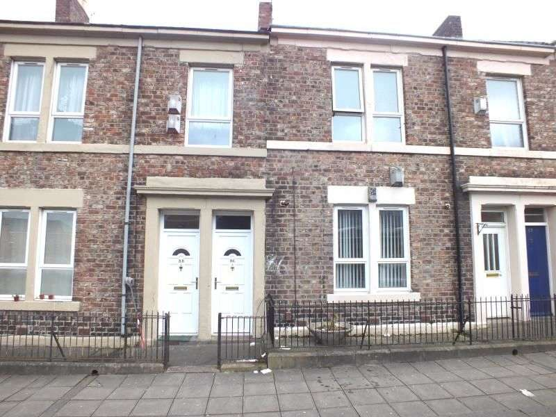 2 Bedrooms Flat for sale in Beaconsfield Street, Newcastle Upon Tyne, NE4