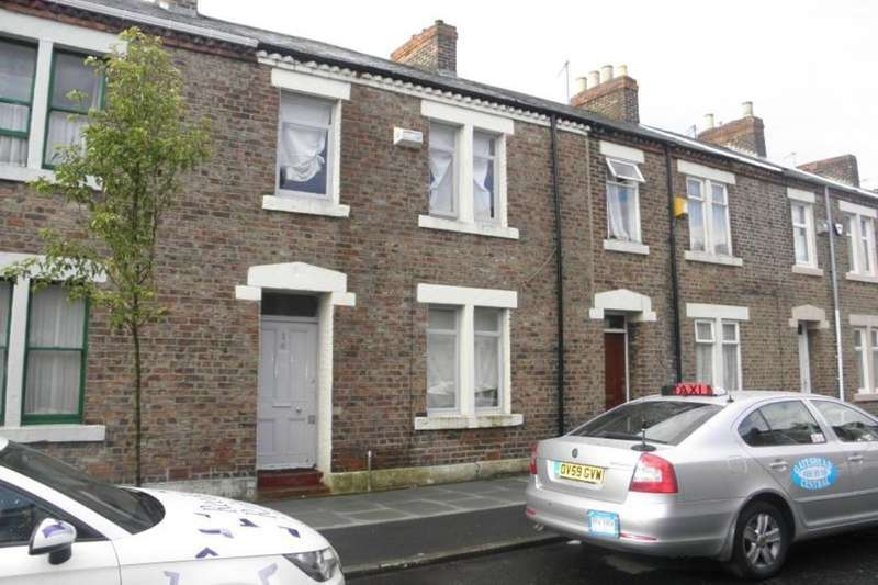 3 Bedrooms Terraced House for sale in Belsay Place, Newcastle Upon Tyne, NE4