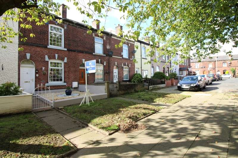 2 Bedrooms Terraced House for sale in Lathom Street, Bury, BL9