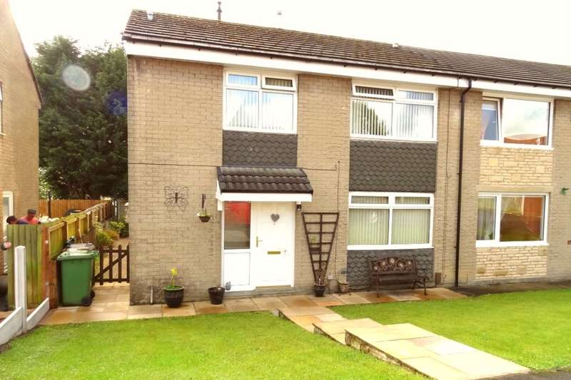 3 Bedrooms Semi Detached House for sale in Browning Close, Colne, BB8