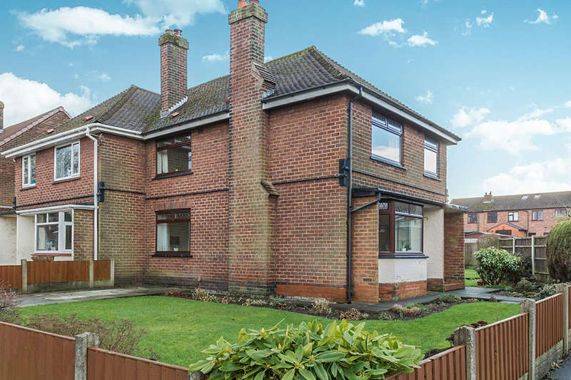 3 Bedrooms Semi Detached House for sale in Langton Avenue, Standish, Wigan, WN6