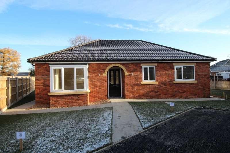 3 Bedrooms Detached Bungalow for sale in Common Lane, Norton, Doncaster, DN6