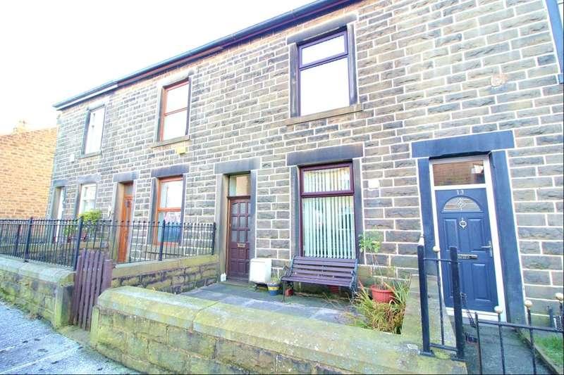 2 Bedrooms Terraced House for sale in Poplar Street, Haslingden, Rossendale, BB4