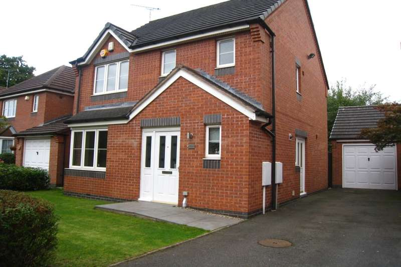 3 Bedrooms Detached House for sale in Lucerne Close, Coventry, CV2