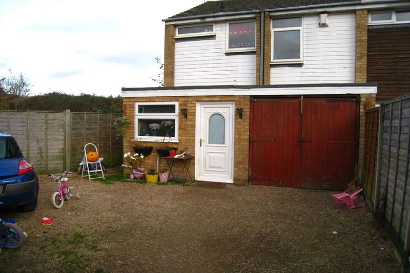 3 Bedrooms Semi Detached House for sale in Brade Drive, Walsgrave, Coventry, CV2