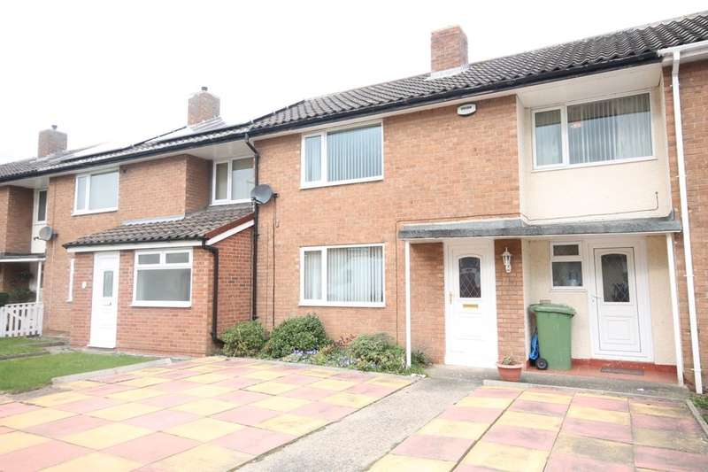 2 Bedrooms Terraced House for sale in Raisdale Close, Thornaby, Stockton-On-Tees, TS17