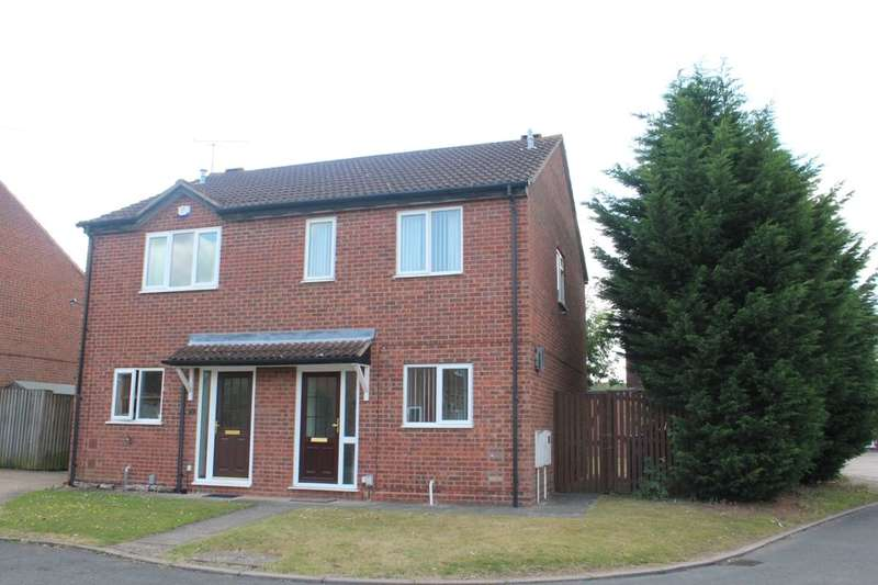 3 Bedrooms Semi Detached House for sale in Longleat Grove, Leamington Spa, CV31