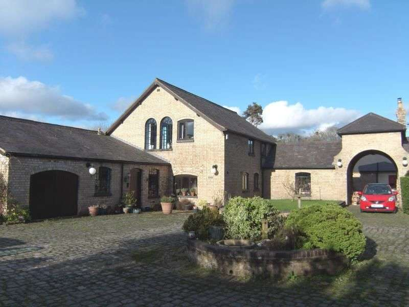 3 Bedrooms Property for sale in Hengoed, Oswestry, SY10
