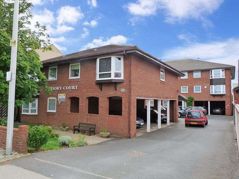 1 Bedroom Property for sale in Priory Court, Blackpool, FY1 4EW