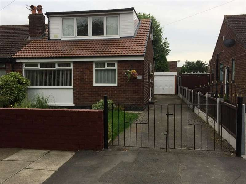 3 Bedrooms Semi Detached Bungalow for sale in Windmill Lane, Denton, Manchester